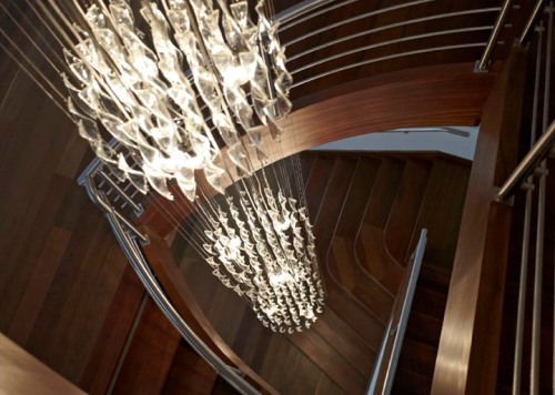 custom stairwell fixture 2