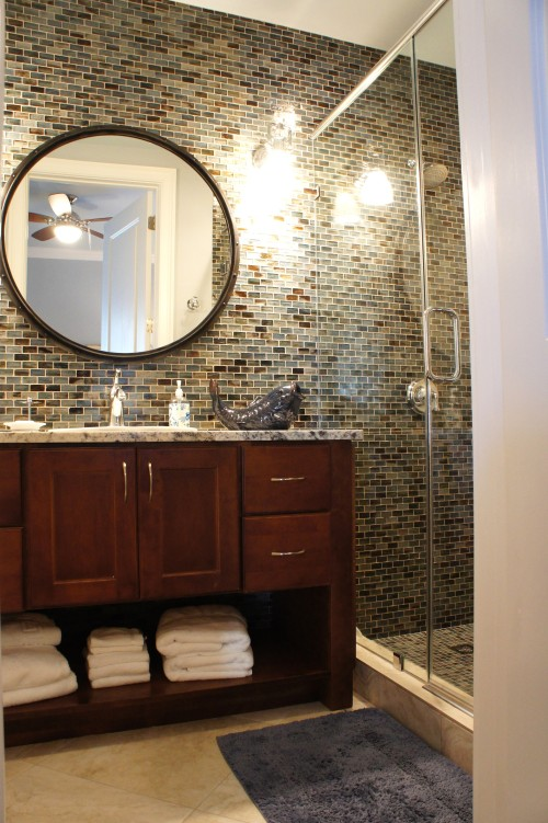 Second Master Bath Vanity