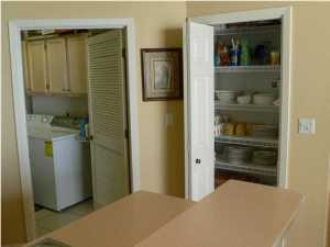 Laundry/Pantry Before