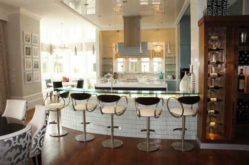 This is the Kitchen, the heart of any home!  This one is particularly beautiful and inviting.
