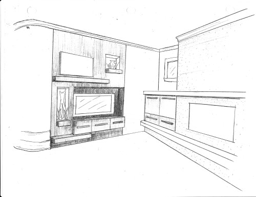 Here is my original design sketch.