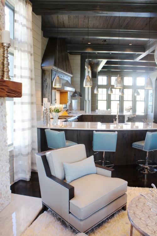 Club Chair Kitchen