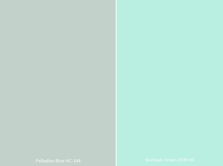 Seafoam green paint the image kid has it for Seafoam blue paint color