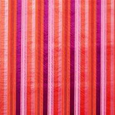 Designers Guild Cordellina Peony cut velvet stripe
