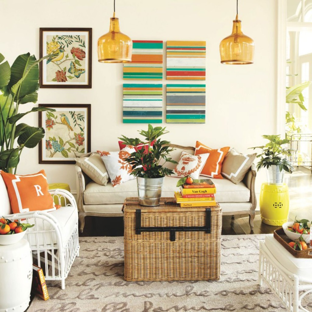 Living Room Colors: Emerald Coast Licensed Interior Designer, Cara McBroom