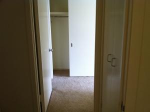 HIS closet BEFORE:
